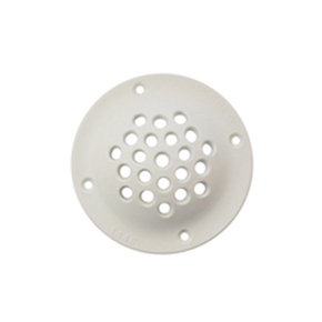 Engine Scoop Intake Strainer 19-32mm White (genset/watermaker)
