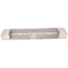 12/24v LED Fluro Type Light Splashproof w/Switch