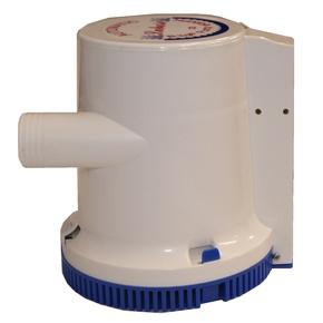 12V Automatic Bilge Pump 1500GPH (28mm Hose)