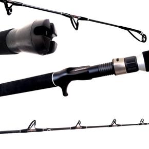 "Backbone Elite Overhead Jig 200 Fishing Rod 24kg / 5'5"""