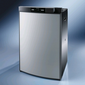RM8555L: 122 litre Build In Fridge-12v/240v/Gas -Right Hand Opening