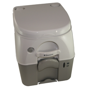 976 Pressurised Deluxe Portable Toilet -18.9 Litre