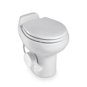 Traveller 510H Vacuum Toilet Deluxe Std Height (445mm) (Display model)