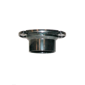 "75mm (3"") Floor Flange to Suit Traveler Vacuum Toilet / Unthreaded"