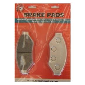 TPT10203 Stainless Steel Backed Disc Brake Pad Set MK3-5 (4-pk)