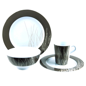 Sahara Melamine Dinner Set - 16 piece
