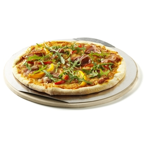 17652 Baby Q ( Q100 ) Barbecue Pizza Stone - 26cm