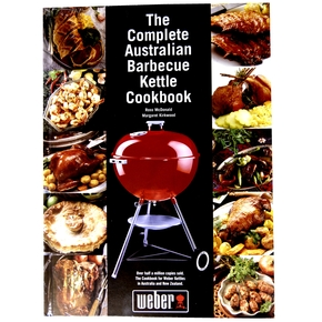 240-10 Australian Complete Kettle Barbecue Cookbook
