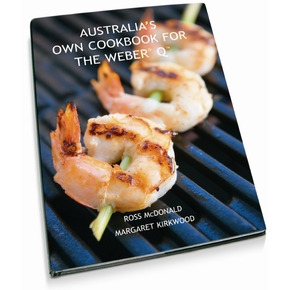 250-10 Australian Complete Q Series Barbecue ( BBQ ) Cookbook