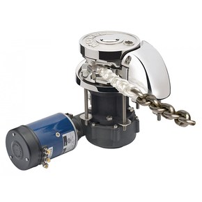 Vertical H/Duty Anchor Winch w/Capstan (incl. Switchgear Package)