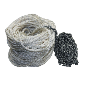 12mm x 75m Heatset Grade 3 Strand Nylon Anchor Pack- Spliced