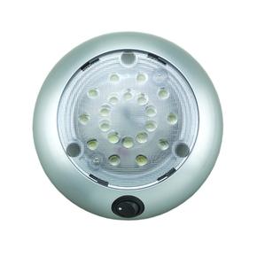 Led Surface Mount LED Light 12-24v - 21 led - 140mm