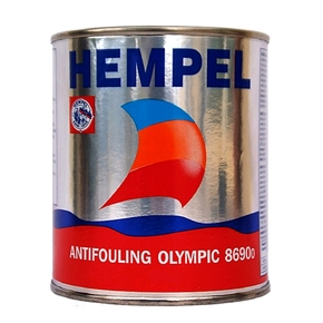 Olympic Ablative Antifouling Paint- 5 litre (Red)