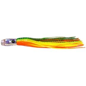 """Super ProJet Game Fishing Lure-13"""" Orange Tiger / Orange Yellow Tiger"""