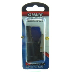 Yamaha Outboard Fuel Line Fitting Female -8mm Hose