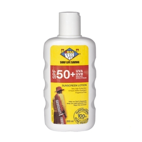 Surf Life Saving SPF50 - 200ml Bottle (4 Hour Water Resistance)