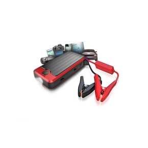 Supreme Portable 600amp Jump Starter and 16000mAh Power Bank
