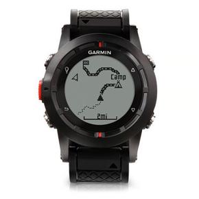 Fenix GPS Wrist Watch with Trackplotter