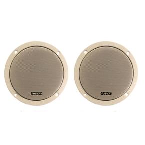 """RV-FR5250 5"""" 100 Watt Slim Mount RV Speaker"""