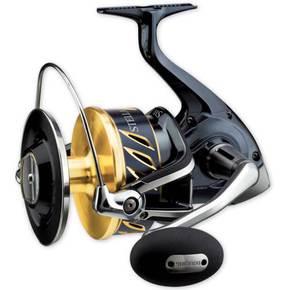 Stella 14000 SWB XG Spinning Game Reel 24-37kg