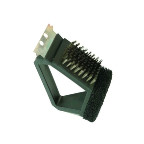 GM058-006 ' 3 in 1 ' BBQ Barbeque Grill Brush