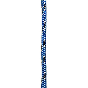 4mm Yacht Braid Hi Perf Dyneema - per metre - Blue