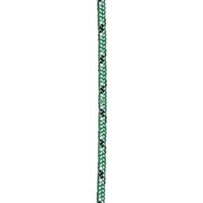5mm Yacht Braid Hi Perf Dyneema - per metre - Green