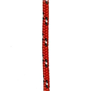 6mm Yacht Braid Hi Perf Dyneema - per metre - Red