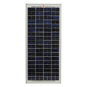 Premium 20W Solar Panel - 20yr Warranty