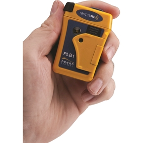 RescueME PLB1 406mhz Locator Beacon Manual w/GPS