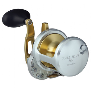 Talica 16 Single Speed Overhead Lever Drag Reel / Jigging Reel