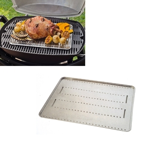 91142 Q220 e / Q200 Barbecue BBQ Convection Trays (10-Pk)