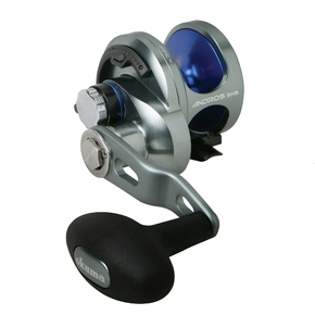 Andros 5N Lever Drag Overhead Reel