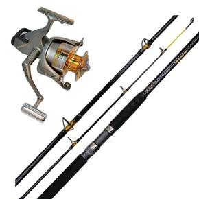 Avenger 80 Reel/Sensortip 10-15kg 3pce 10' Rod
