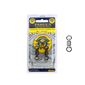 Game Ball Bearing Swivel - 201kg - 440lb - 2 Pack