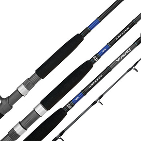 Saltist Bluewater 6'6 Overhead Slowjig Baitcast Rod PE1-2