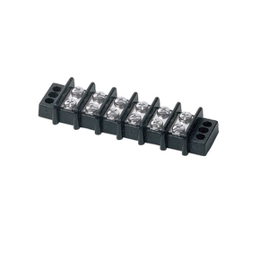 Terminal Block 6-way - 30 Amp (Buss Bar Type)
