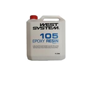 Z105 Epoxy Resin (Part A) - 4 Litre