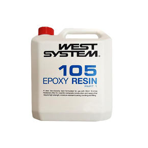 Z105 Epoxy Resin (Part A) - 1 Litre