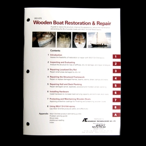 Booklet Wooden Boat Restoration