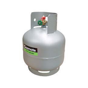 4KG Gas Cylinder / Bottle-Companion Fitting Camping / Boat / RV