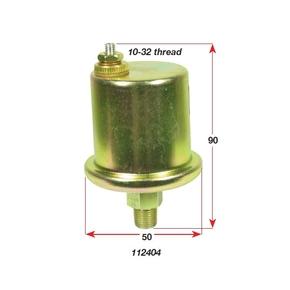 Instrument Oil Pressure Sender