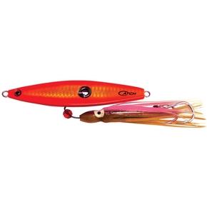 Beta Bug Inchiku Jig - Red Ripper (Red Gold) 130g