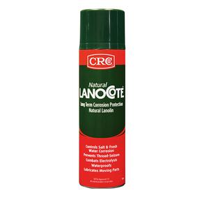 Lanocote Natural Anti Corrosion Lubricant Aerosol- 500ml (Reels & General)