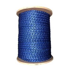 Maxwell 12mm 8 Strand Nylon Anchor Rope (Navy Colour) - Per Metre