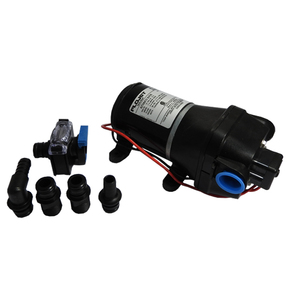 12.5 LPM/12v Automatic Marine/RV Water Pressure Pump - 35psi