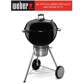 Original Premium Kettle Charcoal BBQ with GBS Grill 57cm - Specialist Only Model