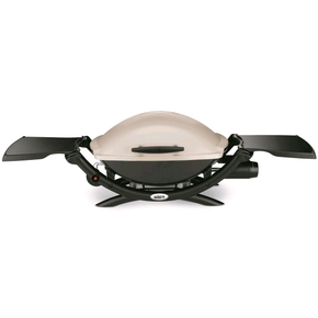 Q Q2000 BBQ - Low Profile Portable LPG Gas Grill / Barbecue