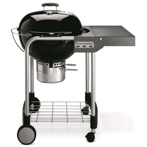 Performer Kettle 57cm Charcoal Barbecue BBQ with Cart