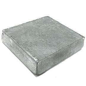 Plain Block Anode 100x100x25mm